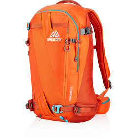 Gregory Targhee 26 Rugzak, sunset orange